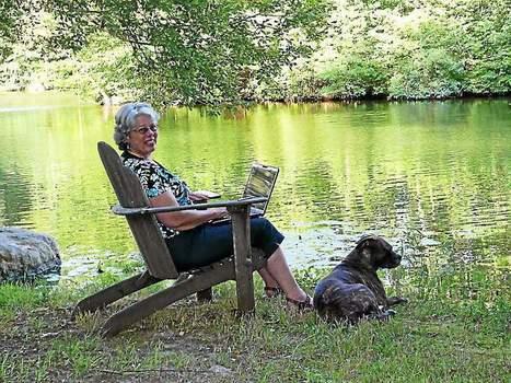 Columnist Kathleen Kudlinski wraps up 34 years of nature writing | Gaia Ways | Scoop.it