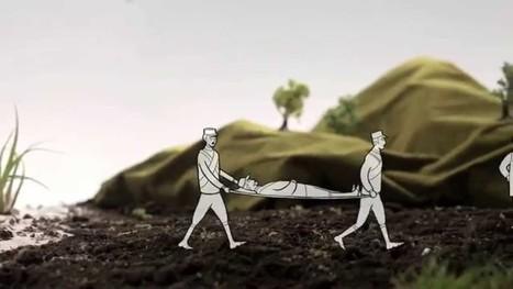 Les lois de la guerre (en bref) - YouTube   Médias   Scoop.it