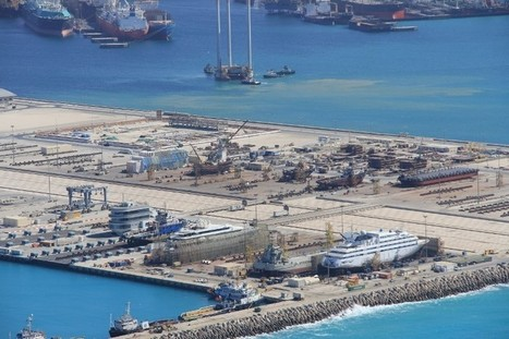 Dubai To Be Among Top Seven Global Maritime Centres By 2020 | Real Estate News Dubai | Scoop.it