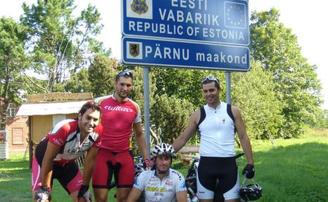 Malagueños en bici por el mundo | cicloturismo | Scoop.it