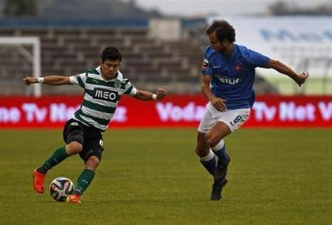 Sporting cling to title hopes, reach Champions League - Reuters UK | Champions League | Scoop.it