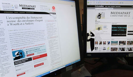 La presse en ligne désormais au même taux de TVA que la presse papier | Les médias face à leur destin | Scoop.it