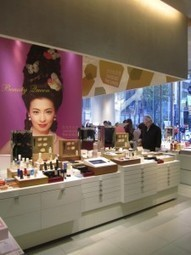 SHISEIDO THE GINZA, Le multiplex beauté nouvelle génération | Beyond Beauty Blog | Marketing et Cosmétiques | Scoop.it