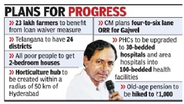 KCR's housing scheme for poor to take off immediately | Governance | Scoop.it