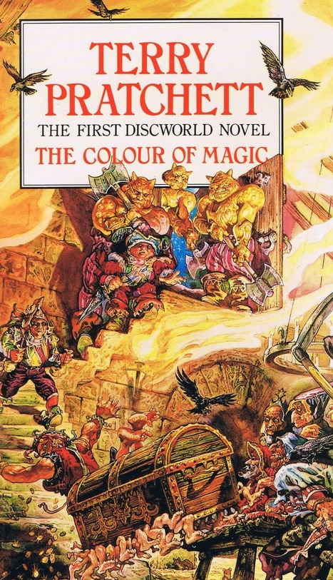 'The Colour of Magic' and 4 more Terry Pratchett books you should read - Mashable | CGS Popular Authors | Scoop.it