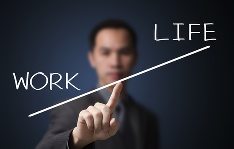 Working Too Much or Too Little? 3 Tips for Finding Balance | Ridgeline Logistics | Scoop.it