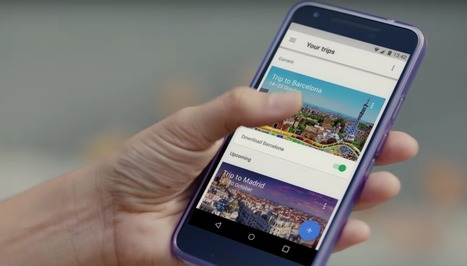Google Trips is the must have travel app for travelers | Technology | Scoop.it