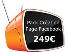 Pack création d'une page facebook pour une entreprise | Stratégie webmarketing | Scoop.it