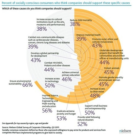 The Global, Socially Conscious Consumer | Trends in Sustainability | Scoop.it