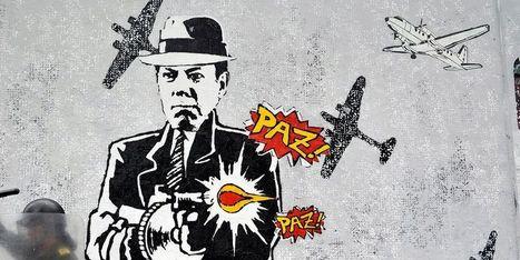 Le street art en Colombie, un acte politique | Street Art | Scoop.it