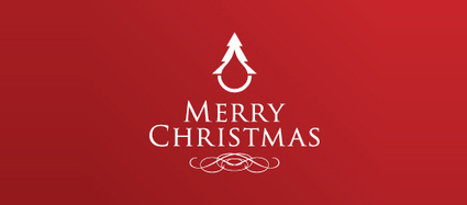 30 Examples of Fine-Looking Christmas Logo | Beautiful and creative logos | Scoop.it