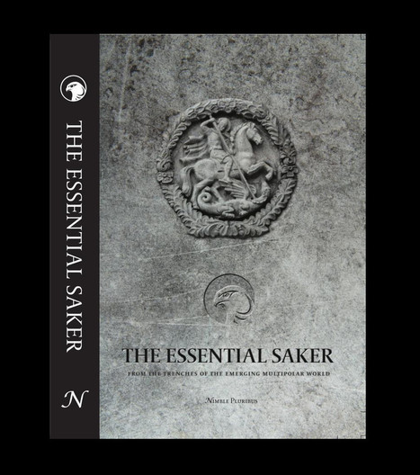 """""""The Essential Saker"""" book is now out in hardcover and ebook format! 