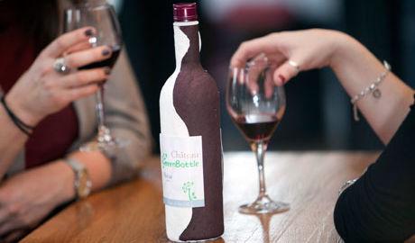 La bouteille de vin en papier bientôt en magasin | Articles Vins | Scoop.it