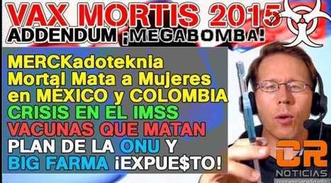 @EPN @AristotelesSD #REEED #GDL #REEED @REDreziztenCIA #VacunasINFILTRADAS #VAXMORTIS | ADDEDNDUM | SEP 1 2015 Youtu.be/-JqlfULNcuI #MORENA [Video] | #RADIORESISTENCIA | Scoop.it