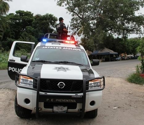 GOBCOL: Detienen en Coquimatlán a cuatro sujetos por robo de ganado | TIPOS DE ROBO | Scoop.it