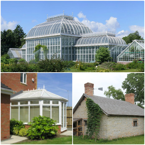 Three Roofs Way Better Than What Your Conservatory Has | MyDecorative | Scoop.it