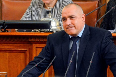 Boiko Borisov, Prime Minister of Bulgaria, Submits Resignation | Gov and Law | Scoop.it