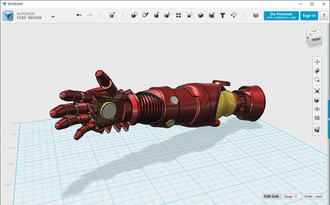 Video tutorial: Aprende todo sobre diseño 3D en Tinkercad | RED.ED.TIC | Scoop.it