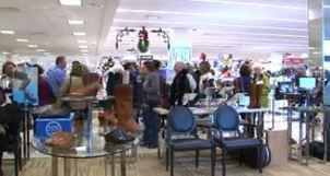 Hundreds line up for Belk's Grand Opening | Belk, Inc. Modern. Southern. Style. | Scoop.it