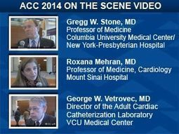 ACC: HEAT PPCI Burns Angiomax - MedPage Today | trust mentions | Scoop.it