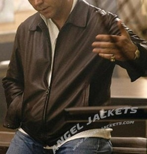 American Gangster Russell Crowe Leather Jacket Richie Roberts | American Gangster Russell Crowe Leather costume | Scoop.it