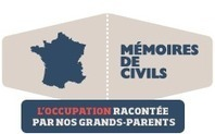 Memoire de Civils, carte des témoignages | Cartographie culturelle | Scoop.it