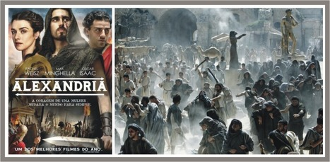 Conflitos religiosos sob o olhar do filme 'Alexandria' | Projeto Alexandria | Scoop.it
