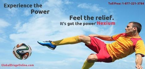 Buy Canadian Nexium Online Generic Drug | Online International Prescription Service | Scoop.it
