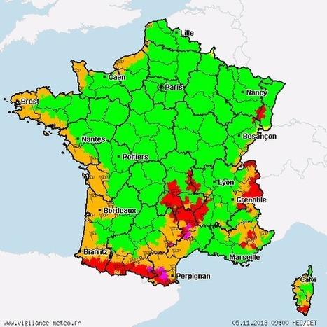 CATastrophes NATurelles - Incendie en Corse : une quarantaine d'hectares brûlés | Info-Tourisme | Scoop.it