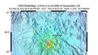 5.7 California earthquake, four dozen aftershocks prompt more study | Weather Disasters | Scoop.it
