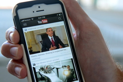 Revamped YouTube apps rock playlists, movable videos, and Chromecast ... - TechHive | web tools | Scoop.it