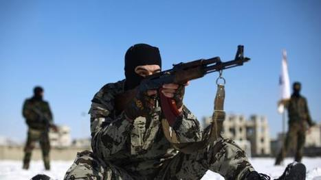 Syria rebels using caged captives as 'human shields': monitor | Upsetment | Scoop.it