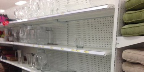 These pics show why Target Canada may be going 'extinct' | Retail | Scoop.it