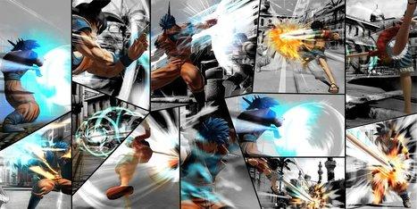 Goku vs Luffy vs Toriko: Primeras imagenes de Project Versus J | Noticias Anime [es] | Scoop.it