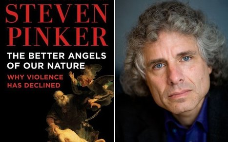 Steven Pinker Talks End of Violence With Sam Harris | Random cool ideas | Scoop.it