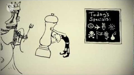 This animated history of the English language is wonderful | Language Journal | Scoop.it