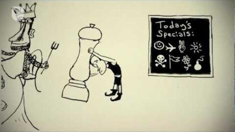 This animated history of the English language is wonderful | Dalhousie ESL Programs | Scoop.it