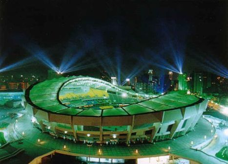 World's most beautiful eco-friendly sports stadiums | Sports and Health Sciences | Scoop.it