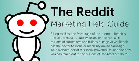 Understanding Reddit Once And For All [Infographic] — socialmouths | People You Should Know | Scoop.it
