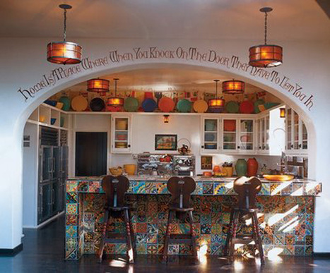 The Essential Elements of Spanish Décor | Home Business | Scoop.it