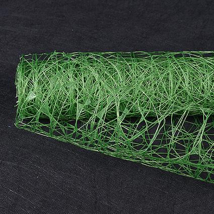 Emerald Sisal Mesh Wrap - Fuzzy Fabric | FuzzyFabric | Scoop.it