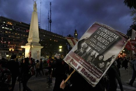 Protest planned to support Argentine woman jailed for miscarriage | Archaeology, Culture, Religion and Spirituality | Scoop.it