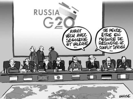 Au G20, 6 rient... | Epic pics | Scoop.it