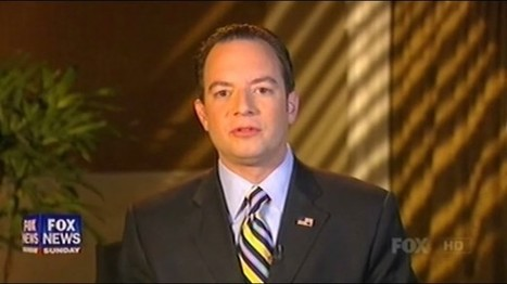 RNC chairman & Fear-Mongering Fuck-Wit @Reince Priebus: Obama will 'put an end to our way of life' | Daily Crew | Scoop.it
