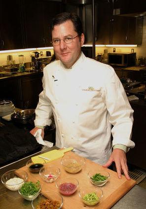 Charlie Trotter, Chef Who Promoted Tasting Menus, Dies at 54 (1) | Urban eating | Scoop.it