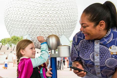 Un milliard de dollars pour ce bracelet magique signé Disney ! | Evolution des usages par les nouvelles technologies | Scoop.it