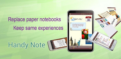 Free Download Handy Note Apk v 4.2 : Android Center | .APK | Android APK Download | Scoop.it