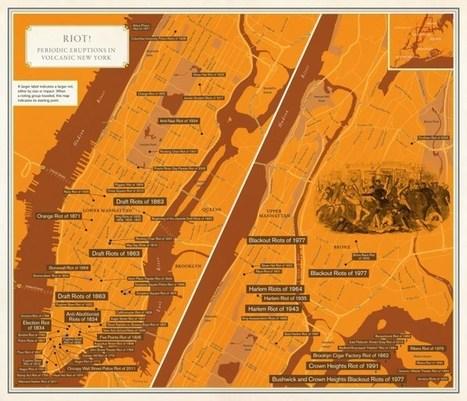 Nonstop Metropolis: An Atlas of Maps Reclaiming New York's Untold Stories and Unseen Populations | Big Data - Visual Analytics | Scoop.it