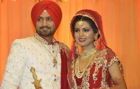 Harbhajan Singh & Geeta Basra Get Hitched In Phagwara!   Fashion and Trends   Scoop.it