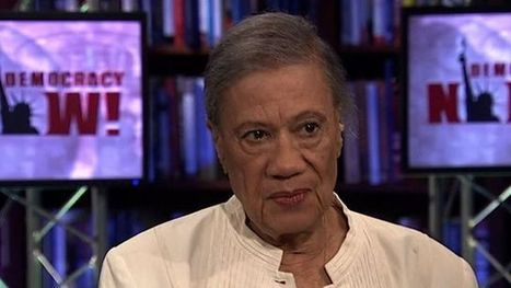 Civil Rights Pioneer Gloria Richardson, 91, on How Women Were Silenced at 1963 March on Washington | Black Fashion Designers | Scoop.it